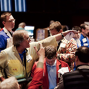 Commodity futures trading and the support staffs employed at the Kansas City Board of Trade.
