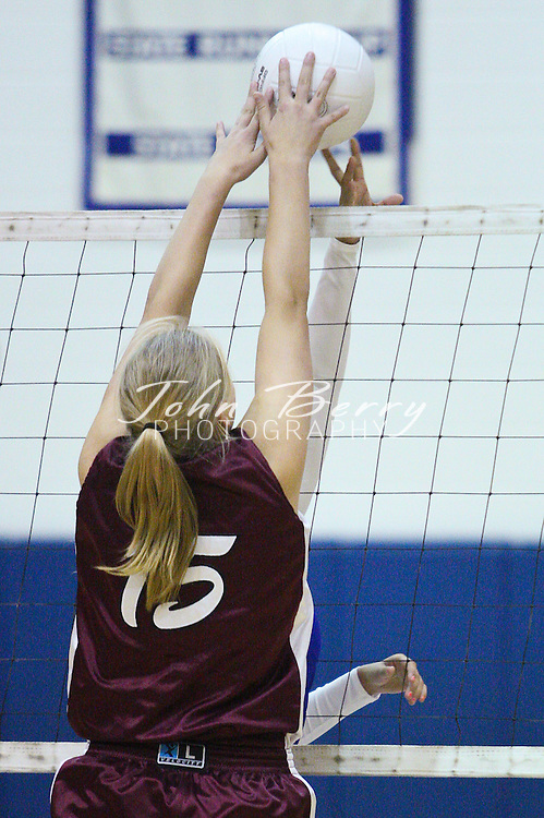 MCHS Varsity Volleyball .vs Luray  .9/21/09