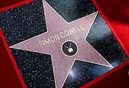 Simon Cowell gets a Star on the Hollywood Walk of Fame