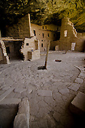 Mesa Verde National Park, a native merican site knowen for it's expansive cliff dwellings, in Southwest Colorado.