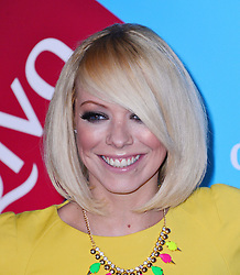 Arqiva Commercial Radio Awards<br /> Liz McClarnon,  during the annual awards show recognising achievement by marketing, programming and on-air sales sectors in the commercial radio industry. Westminster Bridge<br /> London, United Kingdom<br /> Wednesday, 3rd July 2013<br /> Picture by Nils Jorgensen / i-Images