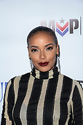 SELITA EBANKS arrives at the 10th Annual All-Star Celebrity Kickoff Party in Celebration of ESPY's Week at STK in Los Angeles, California.