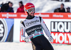17.03.2019, Vikersundbakken, Vikersund, NOR, FIS Weltcup Skisprung, Raw Air, Vikersund, Einzelbewerb, Herren, im Bild Markus Eisenbichler (GER) // Markus Eisenbichler of Germany during the individual competition of the 4th Stage of the Raw Air Series of FIS Ski Jumping World Cup at the Vikersundbakken in Vikersund, Norway on 2019/03/17. EXPA Pictures © 2019, PhotoCredit: EXPA/ JFK