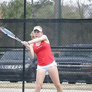 180324 Samford Womens Tennis vs UTC