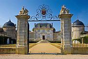 Chateau de Malle, Preignac,  in Sauternes regionof France.