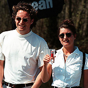 Telesail 1996 Loosdrecht, Matthias Scholten en vriendin