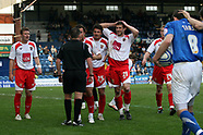Stockport County FC 2-2 Stevenage FC 9.4.11