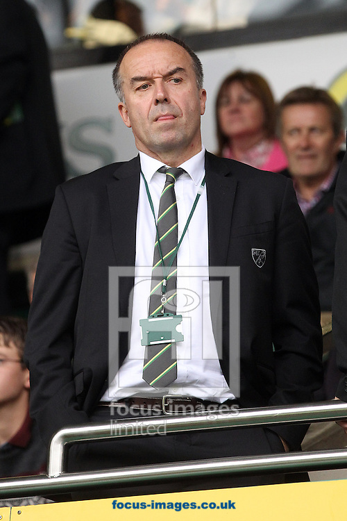 Chief Executive David McNally before the Sky Bet Championship match at Carrow Road, Norwich<br /> Picture by Paul Chesterton/Focus Images Ltd +44 7904 640267<br /> 04/10/2014
