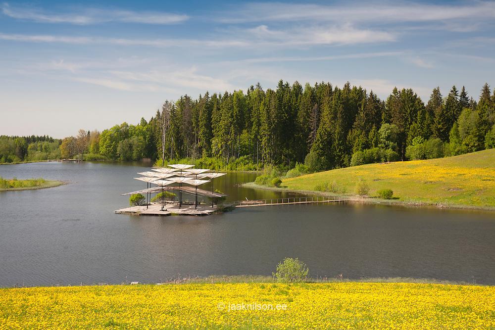 Leigo Lakes, Valga County, Estonia, Europe