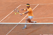 20180516 - Internazionali BNL Tennis  Nadal - Fognini - Džumhur -Thiem