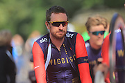 Sir Bradley Wiggins during the Stage 5 of the Tour of Britain 2016 from Aberdare to Bath, United Kingdom on 8 September 2016. Photo by Daniel Youngs.