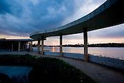 Belo Horizonte_MG, Brasil...Casa do Baile na Pampulha projetado por Oscar Niemeyer, em Belo Horizonte, Minas Gerais...Casa do Baile in Pampulha, designed by Oscar Niemeyer,  in Belo Horizonte, Minas Gerais...Fotos: BRUNO MAGALHAES / NITRO