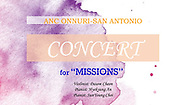 ANCSA Concert for Missions