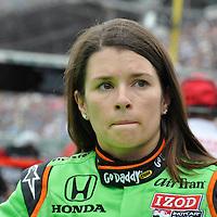 Danica Patrick at Indycar May 2011 - Indianapolis