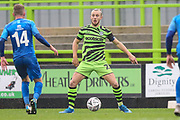 Forest Green Rovers Joseph Mills(23) on the ball during the The FA Cup match between Forest Green Rovers and Billericay Town at the New Lawn, Forest Green, United Kingdom on 9 November 2019.