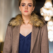 NLD/Amsterdam/20140615 - Opname aflevering Holland Next Top Model 2014, Roos Samwel