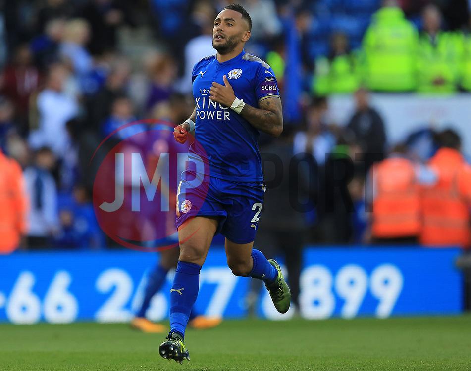Danny Simpson of Leicester City - Mandatory by-line: Paul Roberts/JMP - 23/09/2017 - FOOTBALL - King Power Stadium - Leicester, England - Leicester City v Liverpool - Premier League