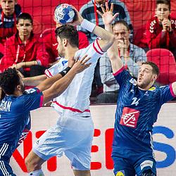 20180114: CRO, Handball - EHF Euro Croatia 2018 - Austria vs France