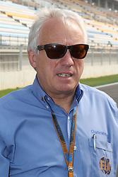 Motorsports / Formula 1: World Championship 2010, GP of Korea, Charlie Whiting (FIA)