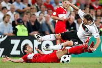Onderwerp/Subject: Germany - Turkey      EURO 2008 Reklame:  Club/Team/Country: Germany - Turkey Seizoen/Season: 2007/2008 2008/2009 FOTO/