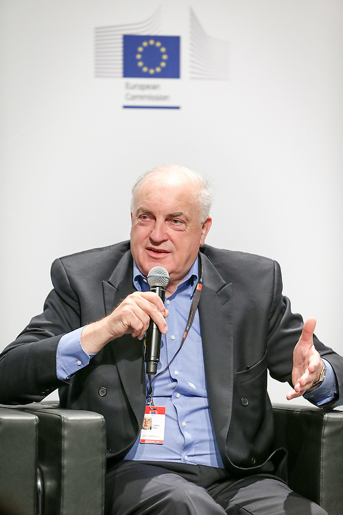 04 June 2015 - Belgium - Brussels - European Development Days - EDD - Citizenship - How can development cooperation effectively fight corruption and promote good governance? - Charles Goerens , Member , Committee on Development , European Parliament © European Union