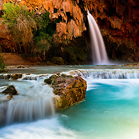 Havasupai Waterfall 2011.