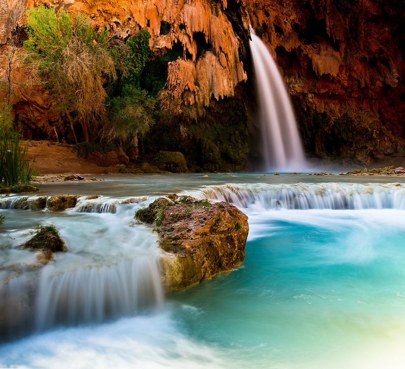 Havasupai Waterfall 2011.