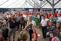 Party team Belgium<br /> European Championship Eventing Landelijke Ruiters - Tongeren 2017<br /> © Hippo Foto - Kris Van Steen<br /> 30/07/2017