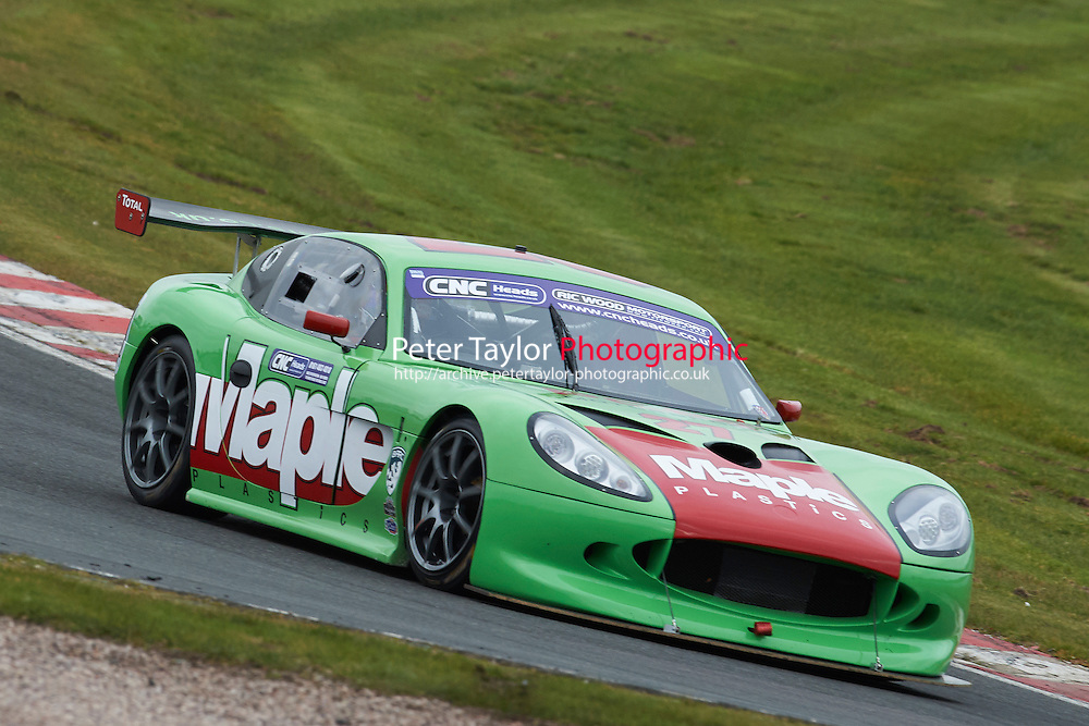 #27 Garry WARDLE Ginetta G50 3500 during CNC Heads Sports / Saloon Championship as part of the BARC NW - Championship Raceday  at Oulton Park, Little Budworth, Cheshire, United Kingdom. March 19 2016. World Copyright Peter Taylor/PSP. Copy of publication required for printed pictures.  Every used picture is fee-liable. http://archive.petertaylor-photographic.co.uk