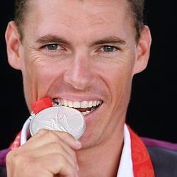 20080823: Olympics - Vasilij Zbogar in BTC Ljubljana