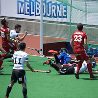 MELBOURNE - Champions Trophy men 2012<br /> Belgium v Germany.<br /> foto: 3-4.<br /> FFU PRESS AGENCY COPYRIGHT FRANK UIJLENBROEK