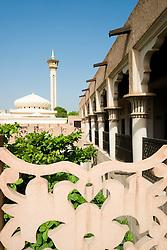Historic building Mohammed Sharif Sultan Al Ulama in Al Bastakiya in Dubai United Arab Emirates