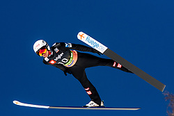 Stefan Huber (AUT) during the Trial Round of the Ski Flying Hill Individual Competition at Day 1 of FIS Ski Jumping World Cup Final 2019, on March 21, 2019 in Planica, Slovenia. Photo by Matic Ritonja / Sportida