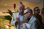 PAUL MYNERS; DR. PAUL ETTLINGER, The ICA Fundraising Gala / Intercourse 3<br /> Third annual auction and party to raise money for the ICA New Commissions Fund. Institute of Contemporary Arts, The Mall, London, SW1. 19 June 2013.
