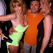 Playboy Night 2004, Kim Holland, Hikmet Kuskal en assistente