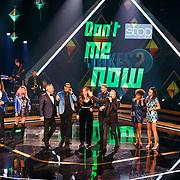 NLD/Baarn/20180410 - 2018 finale 'It Takes 2, optreden finalsten in het decor