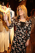 Patsy Kensit, Elizabeth Saltzman, Tracey Emin and Charles Finch cocktails in support of Dream Auction Full stop in aid of NSPCC. Ralph Lauren. 21 March 2006. ONE TIME USE ONLY - DO NOT ARCHIVE  © Copyright Photograph by Dafydd Jones 66 Stockwell Park Rd. London SW9 0DA Tel 020 7733 0108 www.dafjones.com