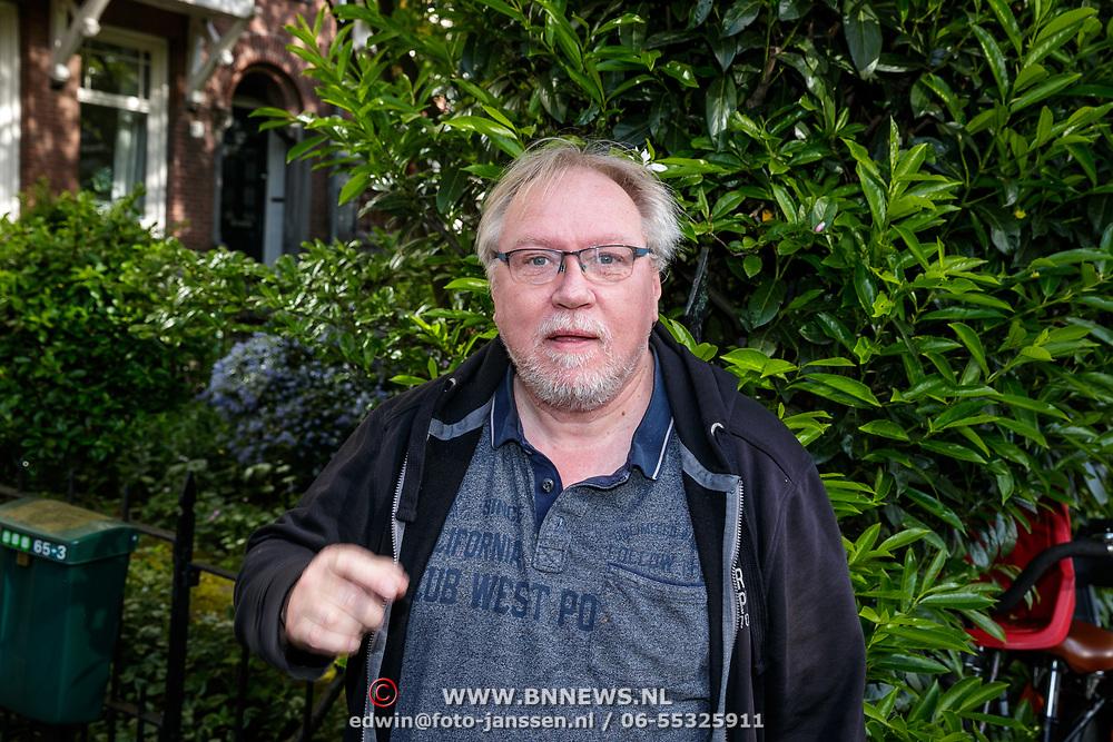 NLD/Amsterdam/20190509 - Audiodrama De Kriminalist aan Anniko van Santen, scriptschrijver: Dick van den Heuvel