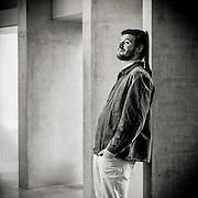 Portrait of Jack Furness, Emerging Artist Director at Scottish Opera.