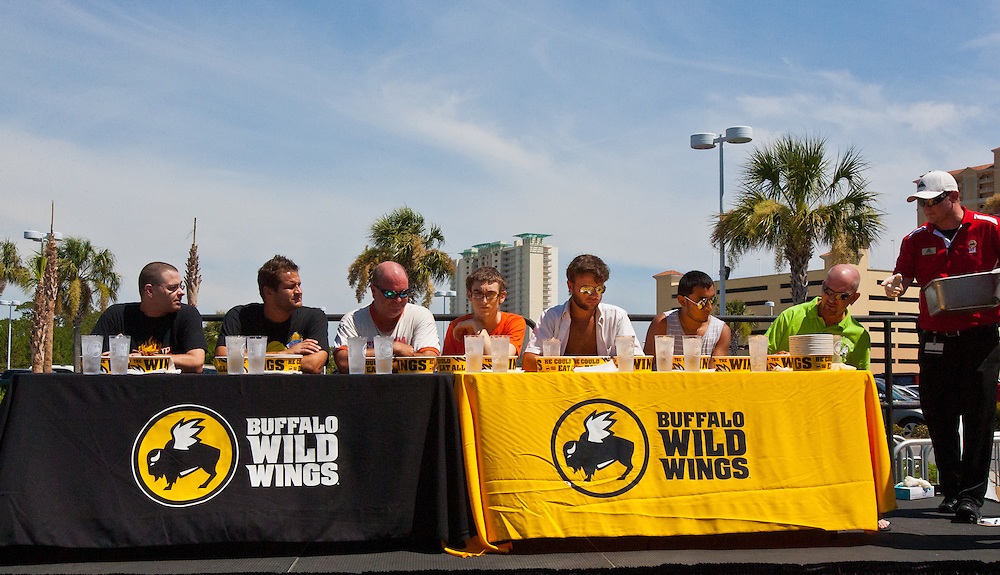 BUFFALO WILD WINGS, PANAMA CITY BEACH, FLORIDA