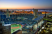 Petco Park at Sunset