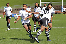 Auckland-Rugby, RWC,  Fiji Training Session