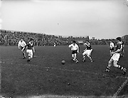 24/05/1958<br /> 05/24/1958<br /> 24 May 1958<br /> Soccer, Schoolboy International: England v Ireland at Dalymount Park, Dublin.