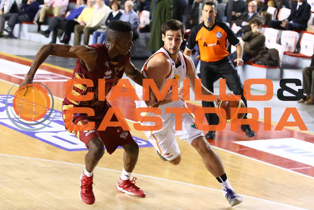 DESCRIZIONE : Roma Campionato Lega A 2013-14 Acea Virtus Roma Umana Reyer Venezia<br /> GIOCATORE : Riccardo Moraschini CATEGORIA : palleggio penetrazione<br /> SQUADRA : Acea Virtus Roma<br /> EVENTO : Campionato Lega A 2013-2014<br /> GARA : Acea Virtus Roma Umana Reyer Venezia<br /> DATA : 05/01/2014<br /> SPORT : Pallacanestro<br /> AUTORE : Agenzia Ciamillo-Castoria/M.Simoni<br /> Galleria : Lega Basket A 2013-2014<br /> Fotonotizia : Roma Campionato Lega A 2013-14 Acea Virtus Roma Umana Reyer Venezia<br /> Predefinita :