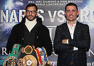 Linares Crolla Press Conference 240117