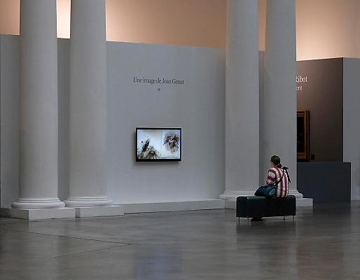 Frankrijk, Lille, 18-8-2013Het palais des beaux arts heeft en tentoonstelling over het menselijk  lichaam met werk van onder andere Auguste Rodin.Lille ligt in een sterk de verarmde regio noordwest. Het is de hoofdstad van Frans Vlaanderen, van de regio Nord Pas de Calais en van het Noorder departement. Foto: Flip Franssen/Hollandse Hoogte