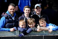 Bristol Rovers fans  - Mandatory by-line: Neil Brookman/JMP - 16/04/2016 - FOOTBALL - Memorial Stadium - Bristol, England - Bristol Rovers v Yeovil Town - Sky Bet League Two