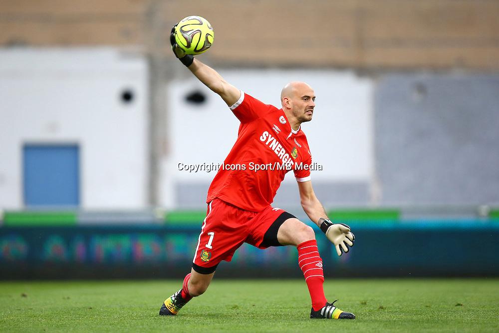 Remy Riou - 25.04.2015 - Toulouse / Nantes - 34eme journee de Ligue 1<br />Photo : Manuel Blondeau / Icon Sport