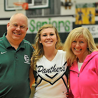 2.22.2014 Elyria Catholic Senior Night