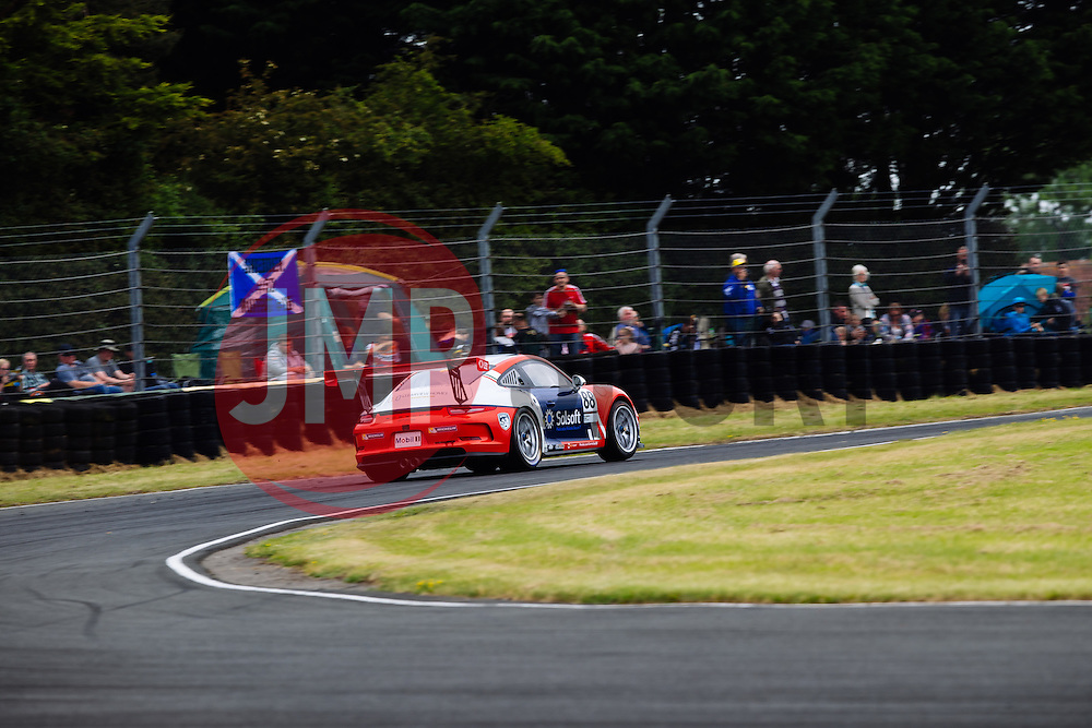 Dino Zamparelli   GT Marques   #88 Porsche 911 GT3 Cup   Porsche Carrera Cup GB   Race 1 - Mandatory byline: Rogan Thomson/JMP - 19/06/2016 - MOTORSPORT - Croft Circuit - Dalton-on-Tees, England - BTCC Meeting Day 2.